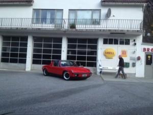 syltes garage
